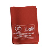 Fitness Mad Resistance Band - Light - Red - Pack of 10