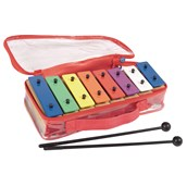 8 Note Chime Bar Set With Bag