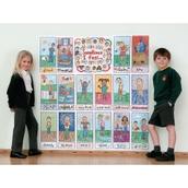 Kid Drawn Emotions Bulletin Boards