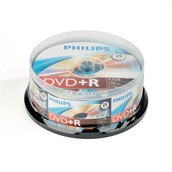 Pack of Recordable DVD Spindle - DVD+