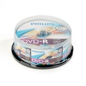 Pack Recordable DVD Spindle - DVD-