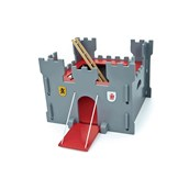 Sri Toys Wooden Medieval Castle