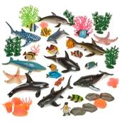 Ocean Life - Pack of 32