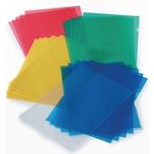 Classmates Cutflush Folder A4 Assorted - Pack of 100
