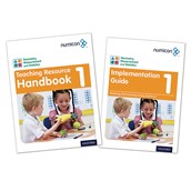Numicon® Geometry, Measurement and Statistics Teaching Pack 1