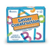 Letter Construction - Pack of 60