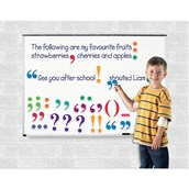 Magnetic Punctuation - Pack of 36