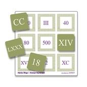 Roman Numeral Bingo