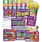 Number Smart Maths Kit Purple