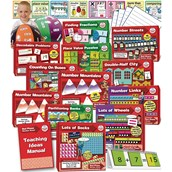 Number Smart Maths Kit Red
