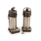 Lever Action Flask Twin Set