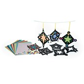 Stained Glass Stars Pack