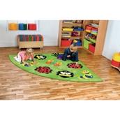 Corner Bug Placement Carpet