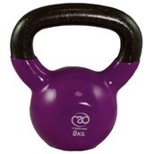Fitness Mad Kettlebell - Purple - 8kg