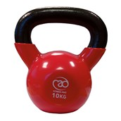 Fitness Mad Kettlebell - Red - 10kg