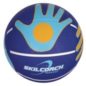 Baden Skilcoach Learner Basketball - Blue - Size 5