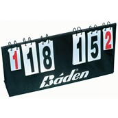Baden Scoring Machine - Black/White/Red