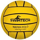 Swimtech Water Polo Ball - Yellow - Size 4