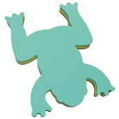 Swim Frog Board - Green