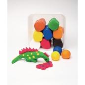 Soft Dough - Standard Colours - Tub of 8