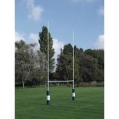 Harrod Sport Club Rugby Posts - Hinged - Pair