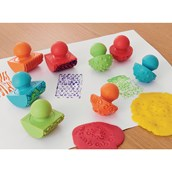 Domed and Animal Rocker Stampers