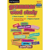 Grammar and Word Study Book A - Age 5-6