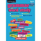 Grammar and Word Study Book B - Age 6-7