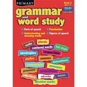 Grammar and Word Study Book C - Age 7-8