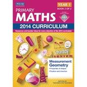 2014 Primary Maths Curriculum Book Year 1 - Book 2