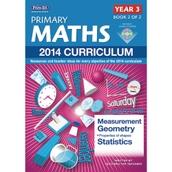 2014 Primary Maths Curriculum Book Year 3 - Book 2