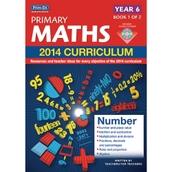 2014 Primary Maths Curriculum Book Year 6 - Book 1