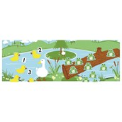 5 Little Ducks and 10 Speckled Frogs Set