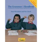 Jolly Phonics Grammar - Handbook 1