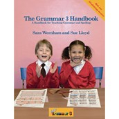 Jolly Phonics Grammar - Handbook 3