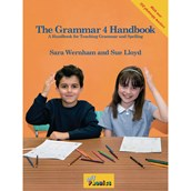 Jolly Phonics Grammar- Handbook 4