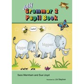 Jolly Phonics Grammar - Pupil Book 2