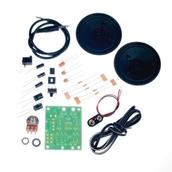 Deluxe Stereo Amplifier Kit