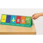 2D/3D Geometric Shape Flip Chart Teacher Size