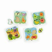 Just Jigsaws Early Years Peg Puzzles