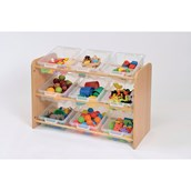 Room Scenes Classroom Tidies with Clear Trays