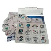 Communication Symbol Set - Curriculum