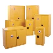 Hazardous Floor Cupboard - 900 x 460 x 1800mm