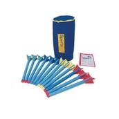 Eveque Primary Foam Javelin - 75cm - Pack of 12