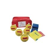 England Athletics Medicine Ball Challenge - 1kg - Pack of 5