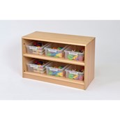 Room Scenes Angled Tidy Store With Clear Trays