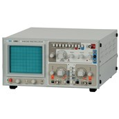 Oscilloscope - Dual Trace, 30MHz With Component Tester