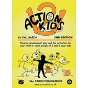 Action Kids 121 Physical Development Teaching Manual