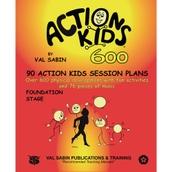 Action Kids 600 Activities Teaching Manual