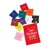 French Colour Bean Bags